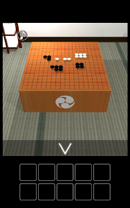 screenshot of 脱出ゲーム 七夕 version 1.02