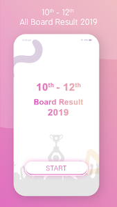 screenshot of 10th 12th Board Result 2019- All Board Result 2019 version 3.0