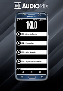 screenshot of 1Kilo version 5.0