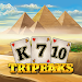 3 Pyramid Tripeaks Solitaire - Free Card Game