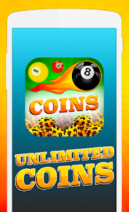 screenshot of 8 Ball Pool Unlimited Coins Simulated version 1.3