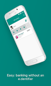 screenshot of ABN AMRO Mobiel Bankieren version 10.38.1