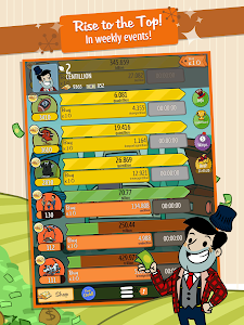 screenshot of AdVenture Capitalist version 8.5.1