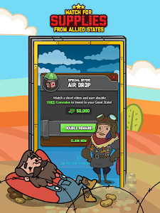 screenshot of AdVenture Communist version 3.4.2