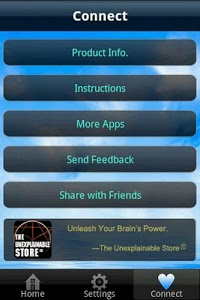 screenshot of Addiction Help Brainwave version 1.5