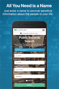 screenshot of Advanced People Search version 1.29.0