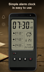 screenshot of Alarm clock version 6.4.2