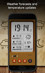 screenshot of Alarm clock version 5.0.2