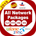 All Network Packages 2019 Jazz Ufone Telenor Zong