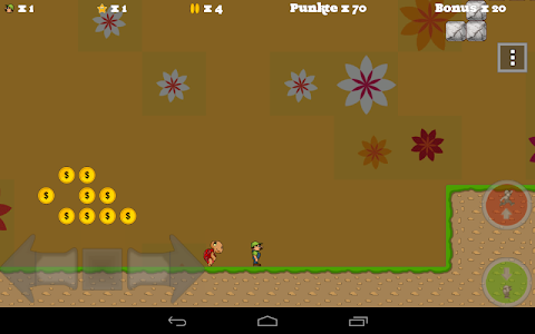 screenshot of Andrio's World version 2.23.14