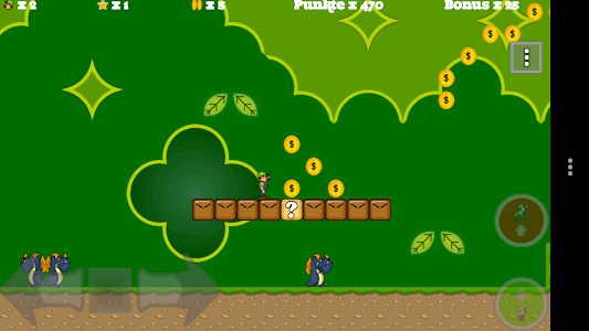 screenshot of Andrio's World version 2.23.12