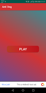 screenshot of Anti Dog Sounds Whistle - Dog Repellent Sounds version 1.0