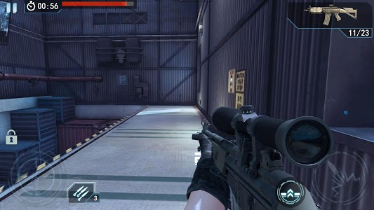 screenshot of Armed Fire Attack- Best Sniper Gun Shooting Game version 1.1.2