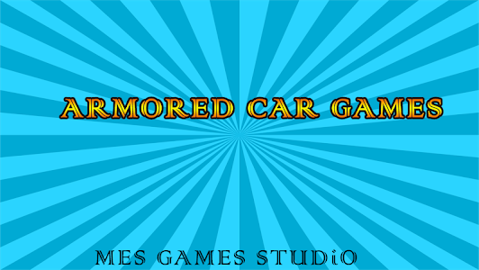 screenshot of Armored Car Game version 10.0
