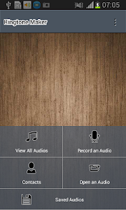 screenshot of Audio Cutter Merger Joiner&Mixer version 1.1.53