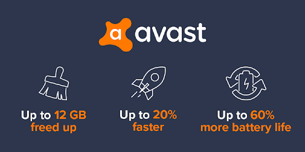 screenshot of Avast Cleanup & Boost, Phone Cleaner, Optimizer version 4.12.3