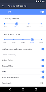 screenshot of Avast Cleanup & Boost, Phone Cleaner, Optimizer version Varies with device
