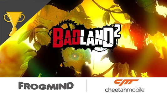 screenshot of BADLAND 2 version 1.0.0.1062