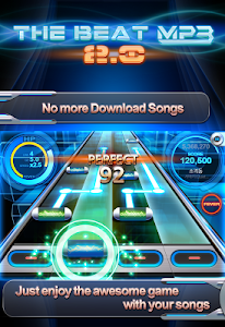 screenshot of BEAT MP3 2.0 - Rhythm Game version 2.5.6