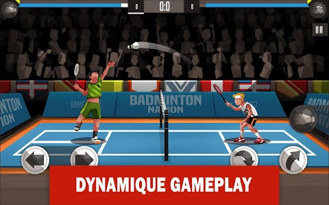 screenshot of Badminton League version 2.19.3172