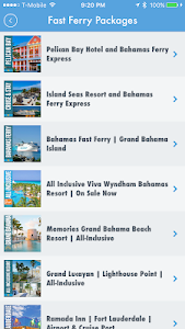 screenshot of Bahamas Plus version 1.21.0.0