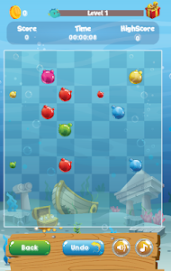 screenshot of Ball Lines Puzzle version 1.0.2