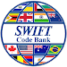 Bank SWIFT Code: 200+Countries