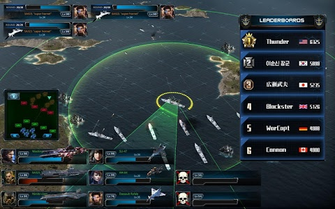 screenshot of Battle Warship: Naval Empire version 1.4.6.2