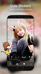 screenshot of Beauty Camera - Best Selfie Camera & Photo Editor version 1.4.5