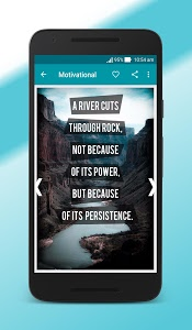screenshot of Best Motivational Quotes version 1.2.4