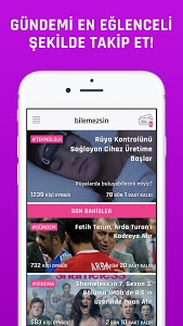 screenshot of Bilemezsin: Sosyal Tahmin version 2.0.1