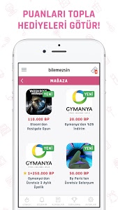 screenshot of Bilemezsin: Sosyal Gündem version 2.0.1