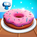 Boston Donut Truck - Fast Food Cooking Game