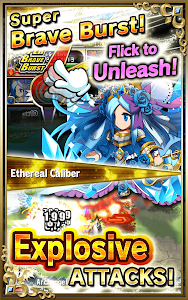 screenshot of Brave Frontier version 1.1.19