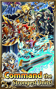 screenshot of Brave Frontier version 1.3.9.0