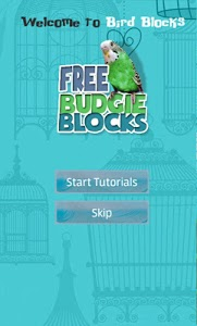 screenshot of Budgie Blocks FREE version 1.5