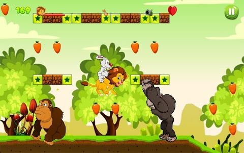 screenshot of Bunny Run 2 version 1.2