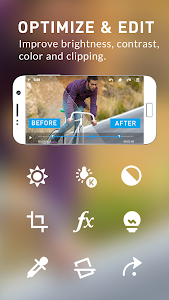 screenshot of Camera MX - Photo & Video Camera version Varies with device