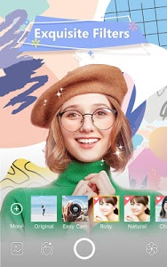 screenshot of Camera360: Selfie Photo Editor with Funny Sticker version Varies with device