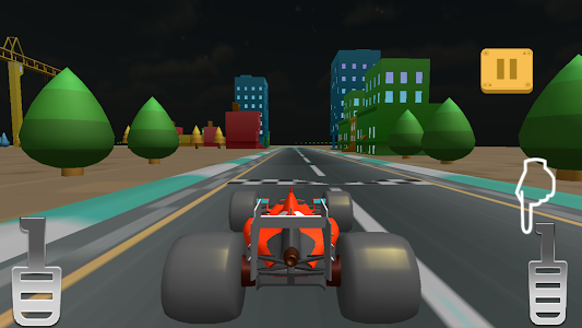 screenshot of Car Speed: Need for Racing version 2