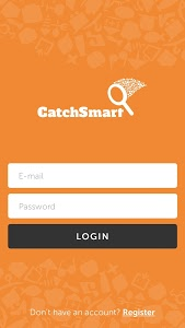 screenshot of CatchSmart Quality version 1.15.6