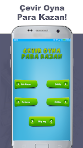 screenshot of Cevir Oyna - Para Kazan version 6.10