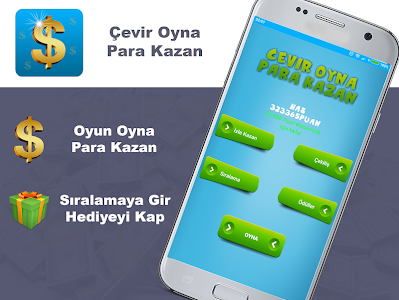 screenshot of Cevir Oyna - Para Kazan version 5.2