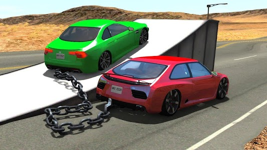 screenshot of Chained Cars 2019 3D version 1.3