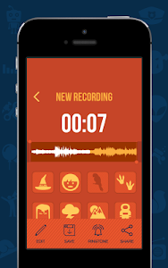 screenshot of Change Your Voice version 6.0