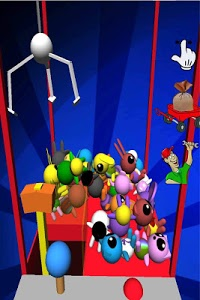 screenshot of Claw Machine, Teddy Edition version Varies with device