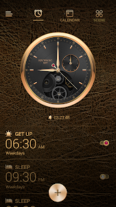 screenshot of Alarm Clock - Digital Clock, Timer, Bedside Clock version 1.4.3