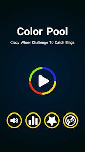 screenshot of Color Catch version 1.0