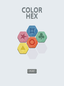 screenshot of Color Hex! version 1.0