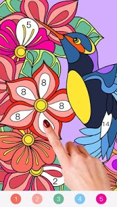 screenshot of Color Me – Color by Number version 1.1.7